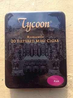 "CERUTU ""TYCOON"" romantic / MINI CIGAR #CNY2019"