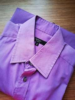 G2000 Men Purple Shirt size S