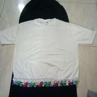 T-SHIRT TOP ROLI 1PC @25.000