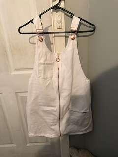 pinafore dress size 12