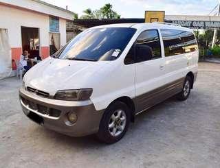 Hyundai Starex 2005 model DIESEL