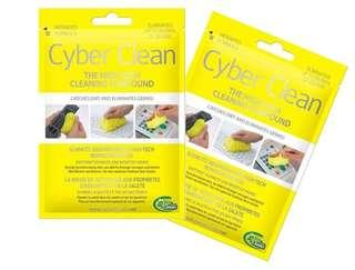 Cyber Clean Home & Office Zip Bag (Twin Pack)