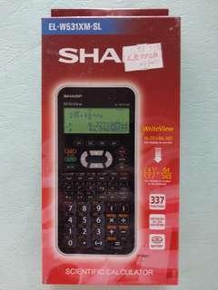🚚 SHARP EL-W531XM-SL
