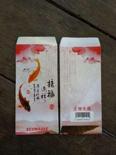 Angpow Red Packets Econsave 10nos