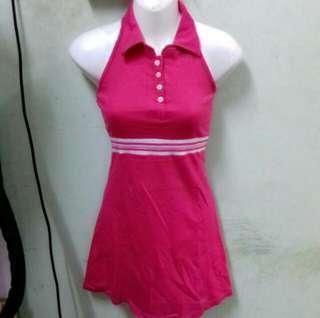 Cotton Pink Dress