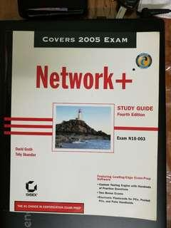 Network + Study Guide Exam N10-003 [Groth/Skandier] (with CD)