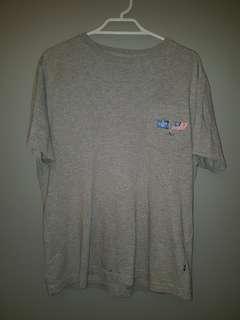 Grey Nautica Shirt size small