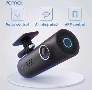 Xiaomi 70 Minutes Wireless WiFi Car DVR 1080P Full HD Camera 130° FOV G-sensor