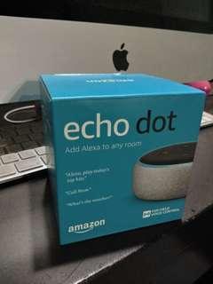 All New Echo Dot (3rd Gen)