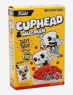 Funko pop cereals