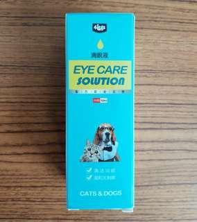 ﹝全新﹞4Legs寵物(貓、狗合用)專用滴眼液,50毫升 ﹝Brand new﹞4Legs Eye care solution, for cats and dogs, 50ml