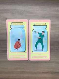 [WTS] BTS 4th Muster Jin & J-Hope Cloud Photocard