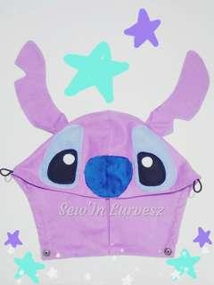 Purple Stitch Character Unique Hoodie