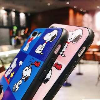 [PO]Snoppy case hard