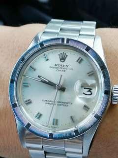 Rolex 1501 Oyster date 1570 Automatic movement 1601 16013 Datejust 6694 1803 1603 hulk batman