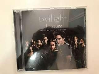 Twilight the Score