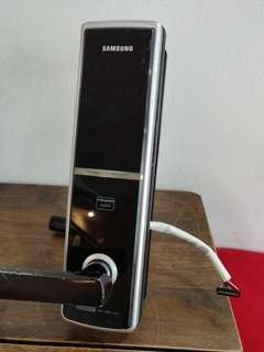 Yale and Samsung Digital Locks