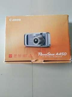 NEGO! kamera digital canon