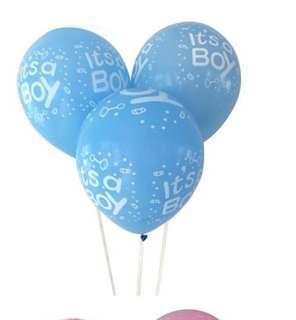 🚚 Boy balloons