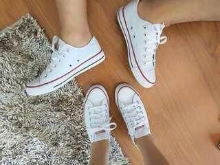 Family shoes  (converse)