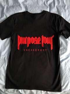 Sneakerboy x Purpose Tour