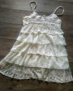 #CNY2019 dress atau daleman renda