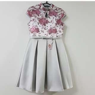 CNY Cheongsam Dress Teenagers Big Girls