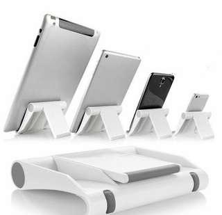 Ipad and iphone holder