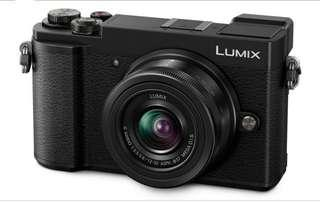 Panasonic Lumix GX9 (12-32) + bag + 16gb + extra battery