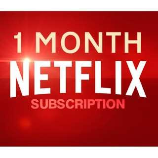 Netflix Premium Cheapest For SALE