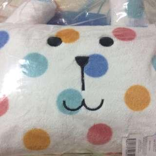 Craftholic original white bear cushion