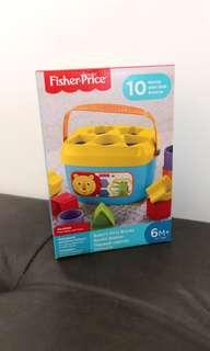 Fisher-Price shape sorter