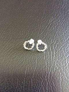 925 silver earrings by Song Hye Kyo