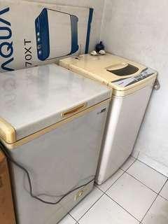 Kulkas Freezer