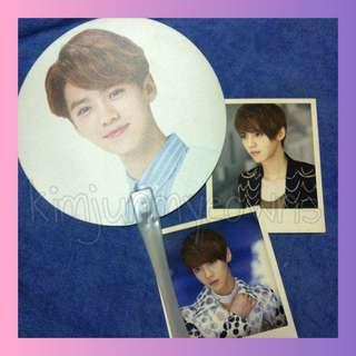 EXO-M Luhan Official SM Everysing and Nature Republic Goods/Merch