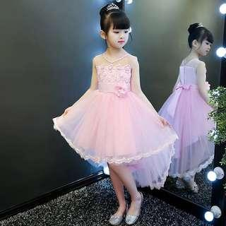 🚚 Princess Dress Party Dress Flower Girl Dress
