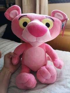 Baby pink panther