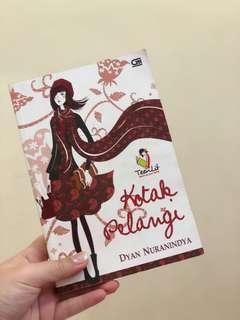 Novel Kotak pelangi by Dyan Nuranindya