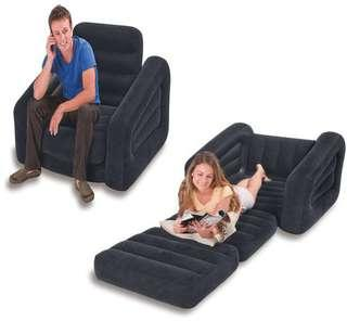 🚚 Single inflatable sofa bed