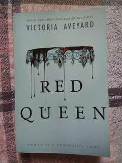 Red Queen by Victoria Aveyard English fiction