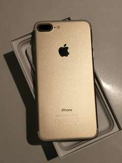 iPhone 7 Plus (32GB) Gold