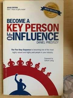 🚚 Become a Key Person of Influence