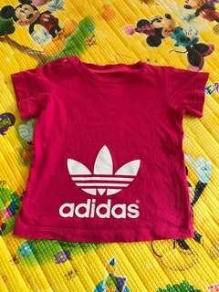 🚚 Adidas Pink Top