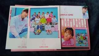 """Album Wanna One """"1x1=1 (To Be One)"""" Pink Ver."""