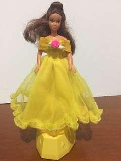 Disney princess doll (Belle)