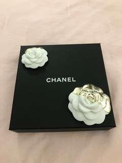 Chanel scarf (gift)