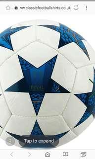 2017 UEFA Champion League Final Mini Ball