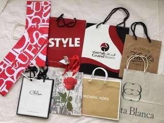 Signature Paper Bags