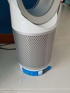 🚚 Dyson air purifier tower fan TP03 white.