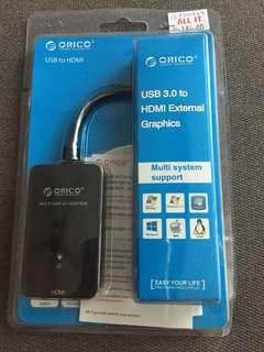 Orico USB 3.0 to HDMI External Graphics